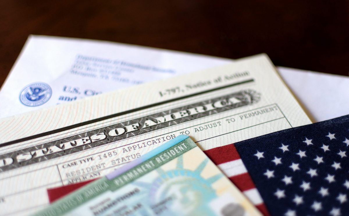 United State of America Permanent Resident
